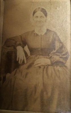 Mary Polly <I>Willits</I> Lewis