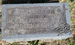 Mildred Ruth Benton