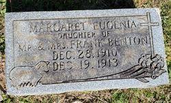 Margaret Eugenia Benton