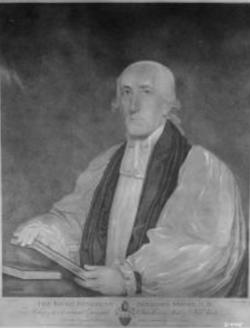 Rev Benjamin Bishop S.T.D. Moore