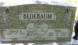 Fred Bloebaum Jr.
