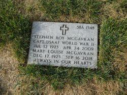 Stephen Roy McGavran