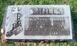Clement Matthew Shiels