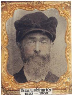 Isaac Wadell McKee