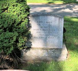 Rev John Joseph Mara