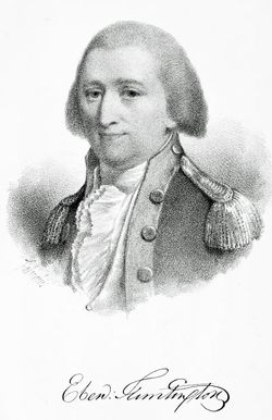 Gen. Ebenezer Huntington