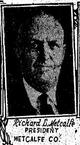 Richard Lee Metcalfe Jr.