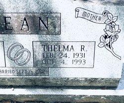 Thelma Ruth <I>Holmes</I> Dean