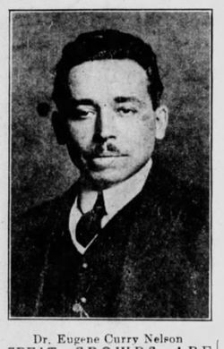 Dr Eugene Curry Nelson M.D.