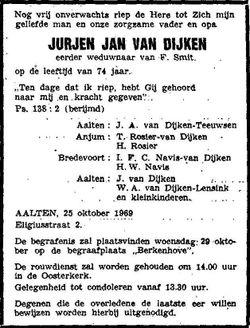 Jurjen Jan van Dijken