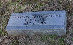 Benjamin Franklin Westmoreland