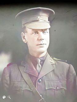 1LT Harry Swendson