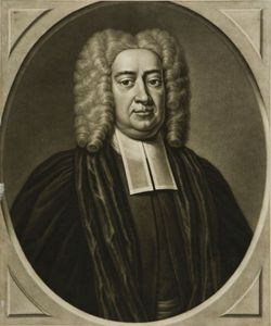 Rev Timothy Cutler