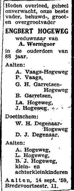 Engbert Hogeweg