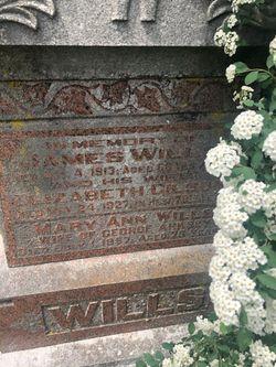 Mary Ann <I>Wills</I> Arksey