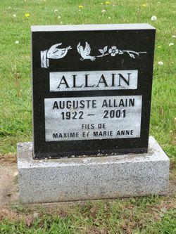 Auguste Allain