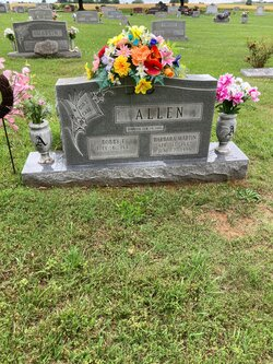 Barbara <I>Martin</I> Allen
