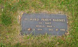 Howard Percy Barnes