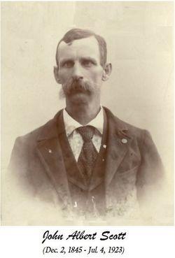 John Albert Scott
