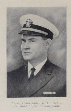 VADM Ralph Otis Davis