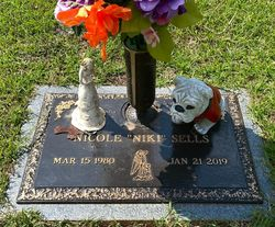 "Nicole Leigh ""NiKi"" Sells"