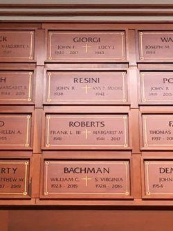 "William C. ""Bill"" Bachman"