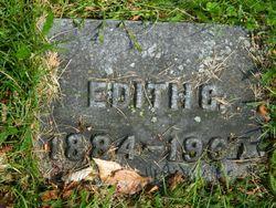 Edith M <I>Chadwick</I> Ingraham