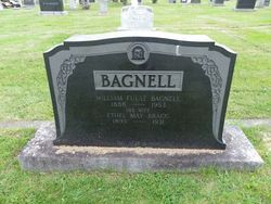 Ethel May <I>Bragg</I> Bagnell