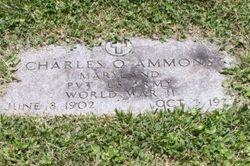 PVT Charles Oliver Ammons