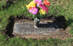 Leila Maxine <I>Smead</I> MacDonald