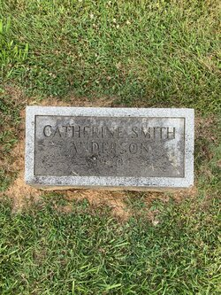 Catherine <I>Smith</I> Anderson