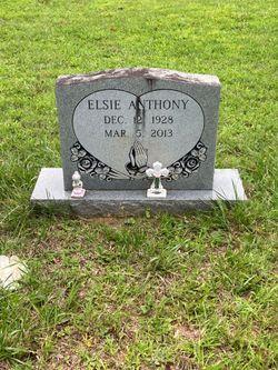 Elsie Anthony
