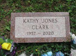 Kathy A <I>Jones</I> Clark