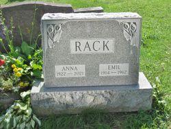 Anna Louise <I>Abele</I> Rack