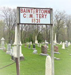 Baintertown Cemetery