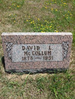 David Leonard McCollum
