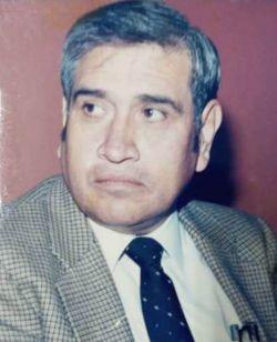 Salvador Pérez Rincón