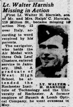 Walter H. Harnish