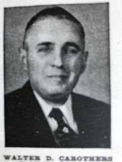 Walter Douglas Carothers
