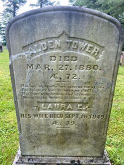 Laura A <I>Everett</I> Tower