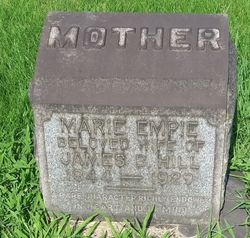Marie <I>Empie</I> Hill