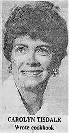 Carolyn Marie <I>Hagen</I> Tisdale