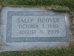 Sally Ann <I>Baker</I> Hoover