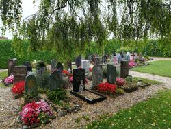 Friedhof Bachs