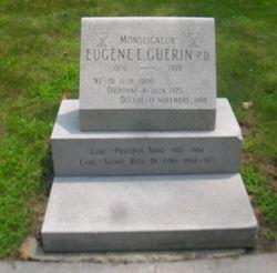 Rev Eugene Edward Guerin