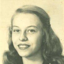 Hattie Faye <I>Walden</I> Moore