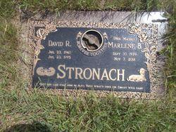 Marlene Bernice <I>Madill</I> Stronach
