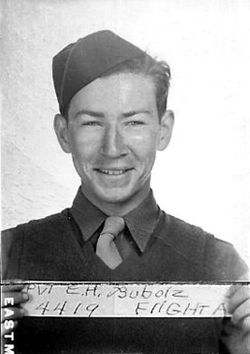 SSGT Edward H Bubolz Jr.