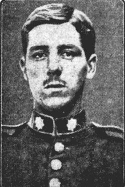 Private Ernest Stewart