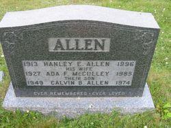 Hanley Earl Allen